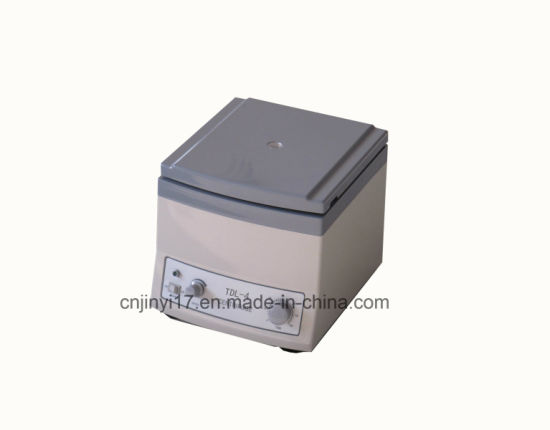 TDL-4 Low Speed Electric Centrifuge,medical centrifuge pictures & photos