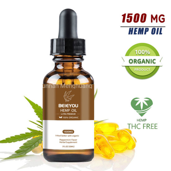 hemp oil for pain relief