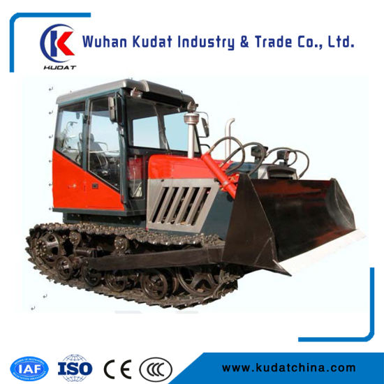 China 80HP Track Shoe Tractor Ca802 - China Bulldozer, Dozer