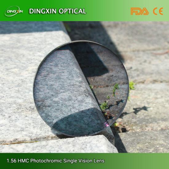 Finished/1.56/Single Vision/Photocromic/Hmc/Lens