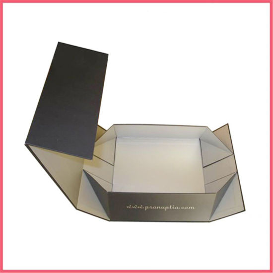 Custom Printed Cardboard Paper Packaging Foldable Paper Box Manufacturer Supplier Factory