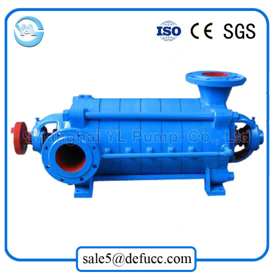 Big Head Multi-Stage End Suction Centrifugal Fire Extinguishing Pump pictures & photos