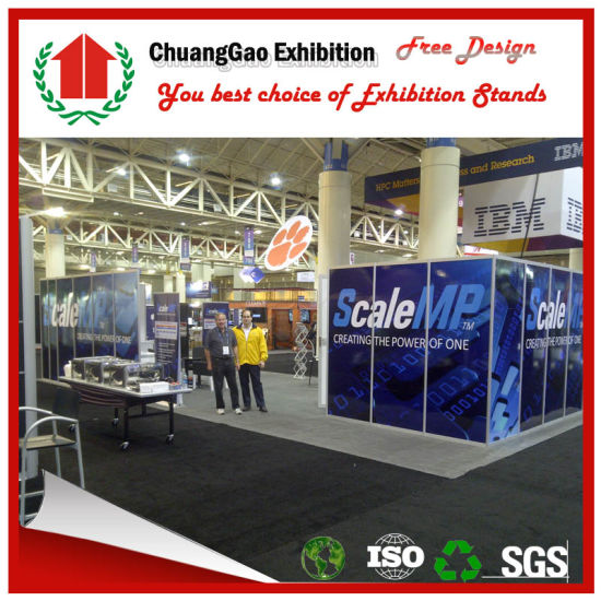 Exhibition Display Stand for Customized pictures & photos