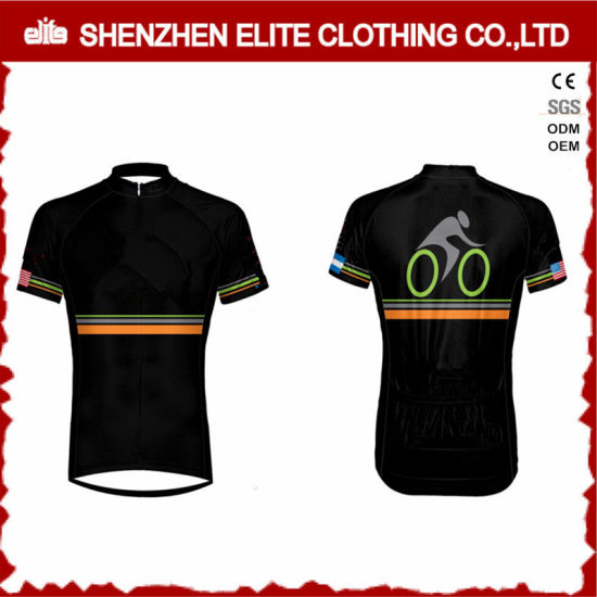 Custom Plain Cycling Wear Bicycle Jerseys for Men (ELTCJI-14) pictures    photos 36608aeec