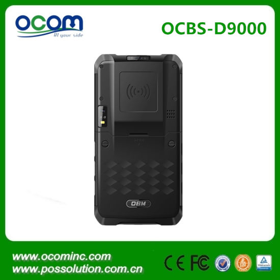 Rugged Barcode Scanner Android Data Collection Terminal PDA pictures & photos