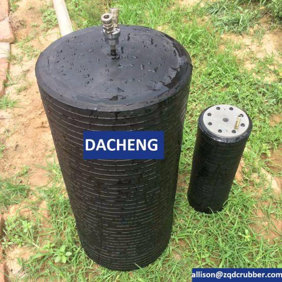 Pipeline Air Test Plug with 2.5bar Pressure