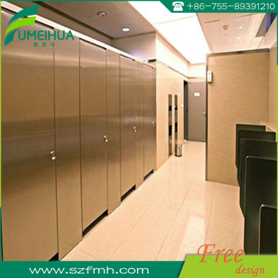 China European Style HPL Shower Cubicles for Modular Washroom ...