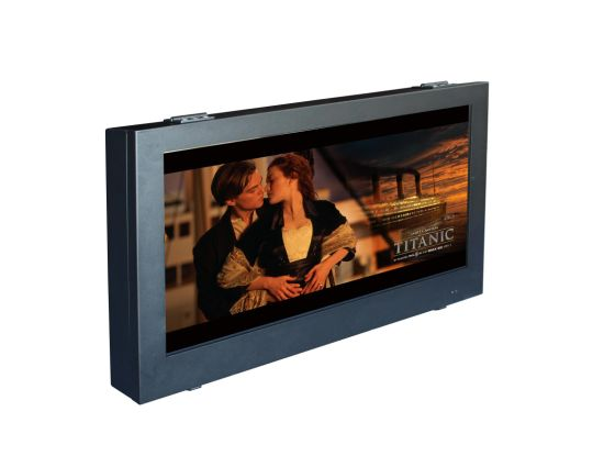 Hot Sale High Brightness Waterproof LED Outdoor TV pictures & photos