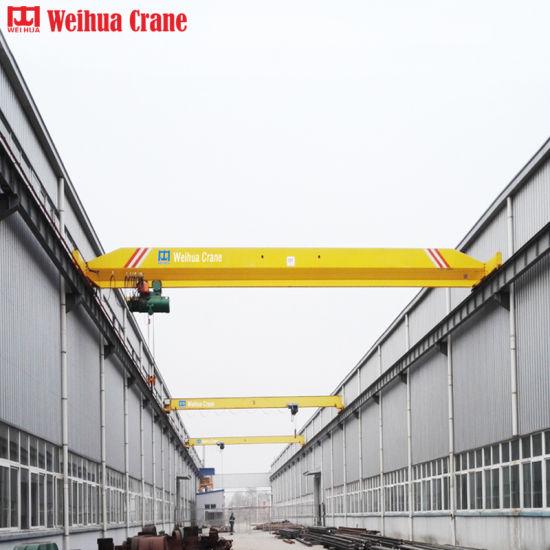 China Top1 Overhead Crane Manufacturer Weihua 20 Ton 10 Ton 5 Ton
