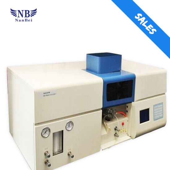 Aas Spectrometer Flame Atomic Absorption Spectrophotometer pictures & photos