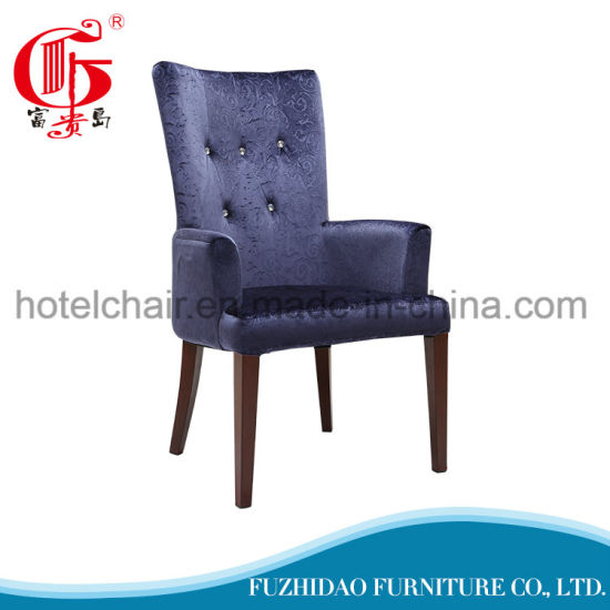Recliner Fabric Restaurant Chair for Dining Room pictures & photos
