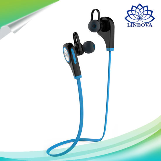 Sport Mobile Phone Accessories Wireless Bluetooth in-Ear Earphone pictures & photos