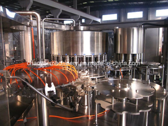 Easy Operate Cgf Series Water Filling Machine pictures & photos