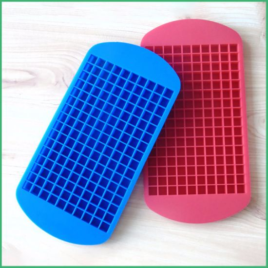 High Quality Customized Silicone Ice Mold Ice Cube Tray