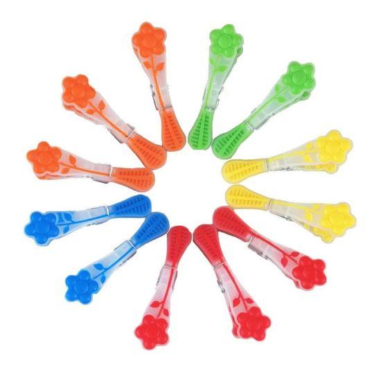 Plastic Clothes Hanger Clips