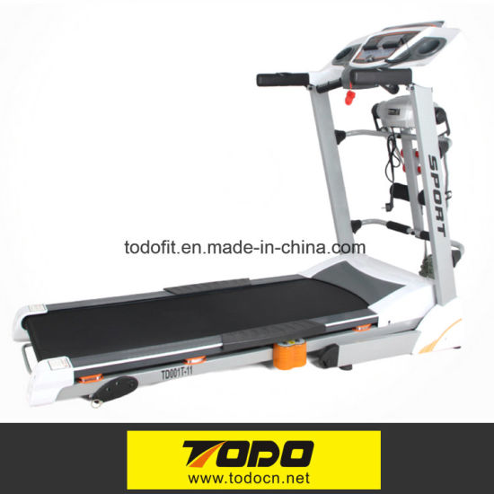 Electric Commercial Motorized Treadmill with TV
