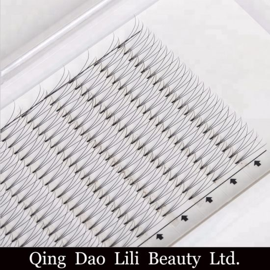 Wholesale Premade Fans 3D 4D 5D 6D Russian Volume Lashes Own Brand  Eyelashes Premade Loose Volume Lashes Eyelash Extensions