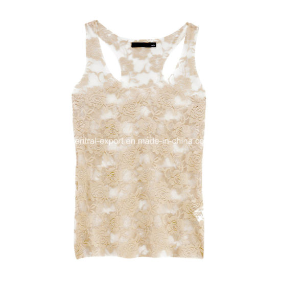 New Style Fashion Sexy Women Tank Top Lady Tank Top Camisoles pictures & photos