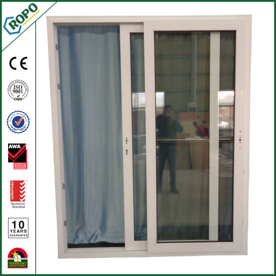 China two panel upvc double glazed sliding patio door plastic two panel upvc double glazed sliding patio door plastic window and door planetlyrics Choice Image