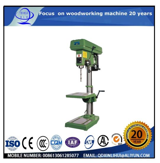 Accuracy Metal Bench Drilling Woodworking Machine Power Portable Bench Driller Wood Hole Diller Machine Hand Drilling Machine