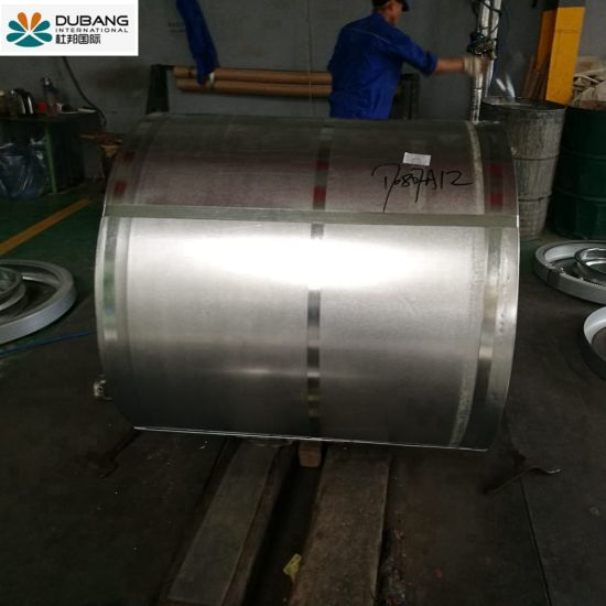 PPGI/HDG/Gi Dx51 Zinc Cold Rolled/Hot Dipped Galvanized Steel Coil Gi pictures & photos
