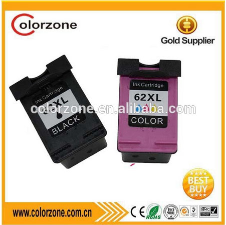 Compatible HP 62 XL Ink Cartridge for Printer 5640 5660 5740