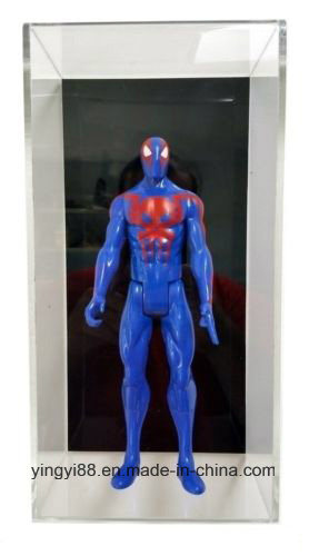 Wholesale Acrylic Wall Mount Figure Display Case pictures & photos