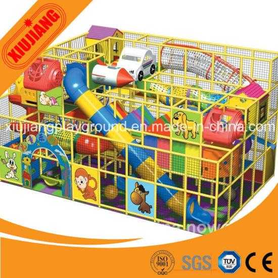 Attractive Children Soft Play Indoor Playground Equipment for Sale