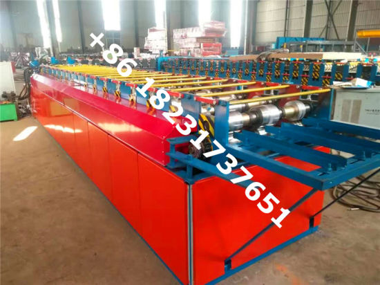 Dixin Strud Channel Roll Forming Machine pictures & photos