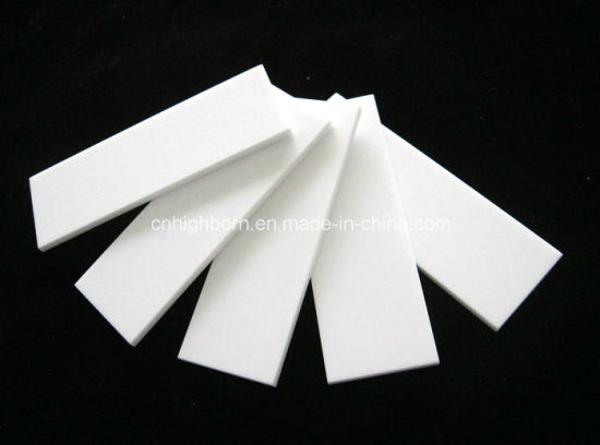 Industrial Electrical Al2O3 Alumina Ceramic Plate