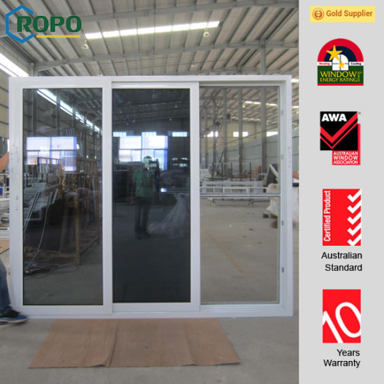 China Lowes Sliding Glass Patio Doors With 3 Panels China Lowes