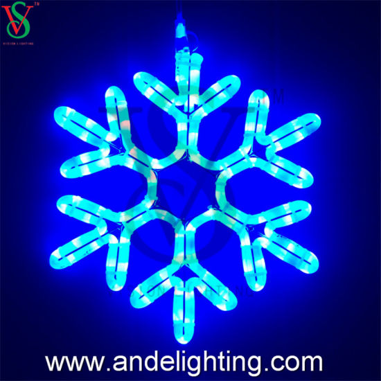 led christmas snowflake lights commercial window led lights
