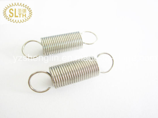 Small Music Wire Zinc Plating Extension Spring