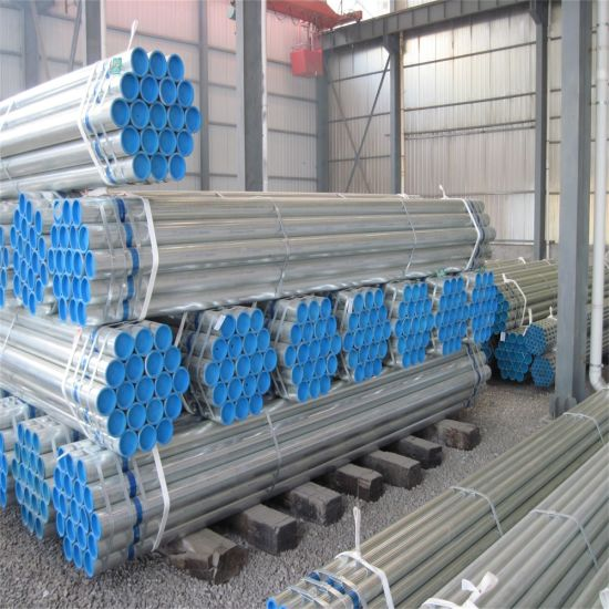 Hot Sell and The Best Price of BS1387/ASTM/BS4568/ Hot Dipped Galvanized Scaffolding Steel Pipe From Factory Directly