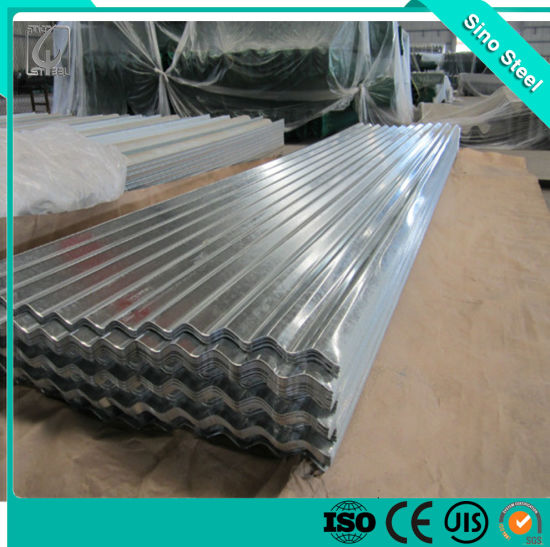 Dx51d Z50 Hot Dipped Galvanized Roofing Sheet (gi) with Low Price