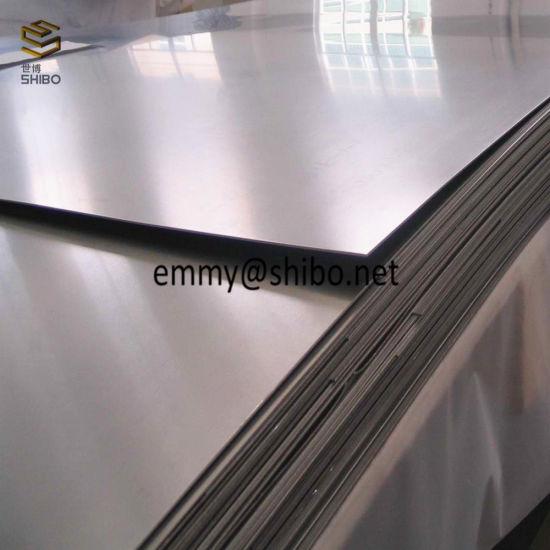 Manufacture Titanium Plate, Best Price Titanium Sheet