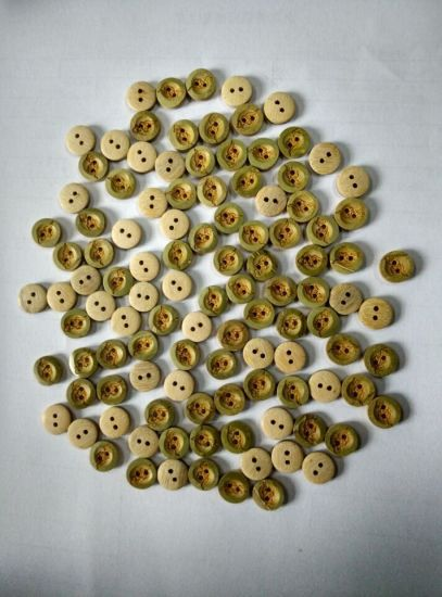 4h 15mm/20mm Plastic Button for Panty or Coat pictures & photos