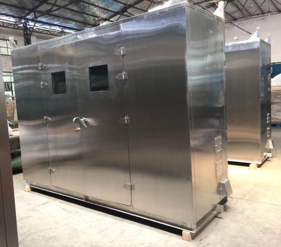Stainless Steel Sheet Metal Equipment (Body Shell Metal) House Aluminium Metal Door Manufacturing (Cutting Stamping Welding Fabrication)
