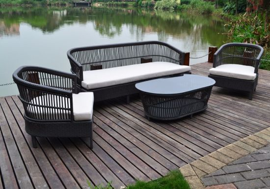 China Turkish Style Furniture Outdoor Rattan Sofa Set - China Sofa ...