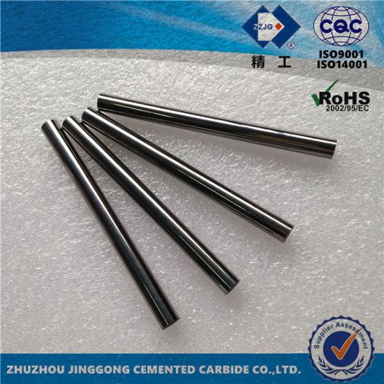 100 Virgin Material Tungsten Carbide Round Bar Cta