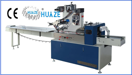 Flow Packing Machine for Food pictures & photos