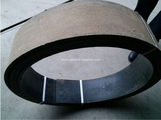 Asbestos Resin Brake Lining Roll pictures & photos