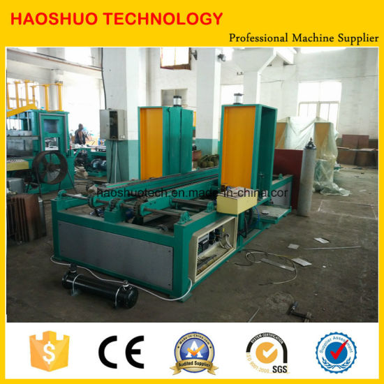 Corrugated Fin Welding Machine (A1300X400) for Corrugated Tank Production pictures & photos