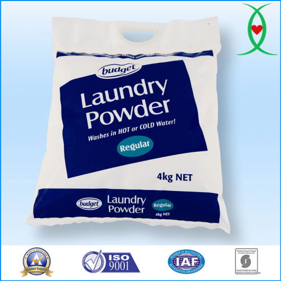 High Quality Effictive Washing Powder/Paper Box Packing Laundry Detergent Powder pictures & photos