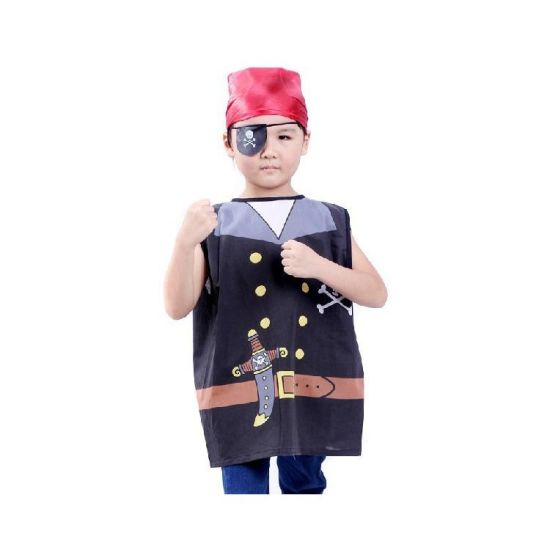 7000961-Cool Kids Performance Clothes Cosplay Costumes Pirates Clothing for Halloween pictures & photos