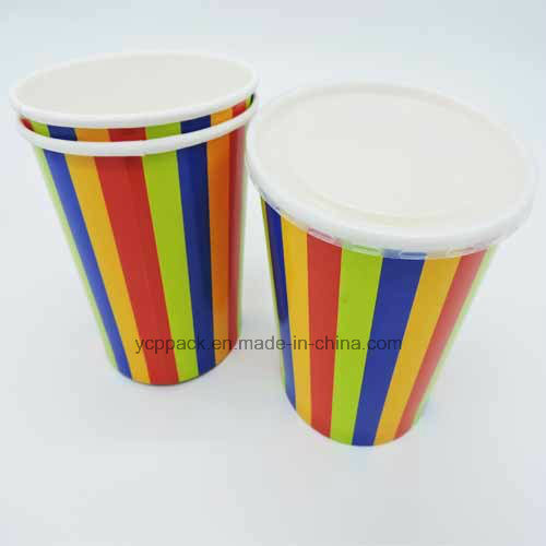 Custom Color Waterproof Paper Soup Bowl Cup pictures & photos