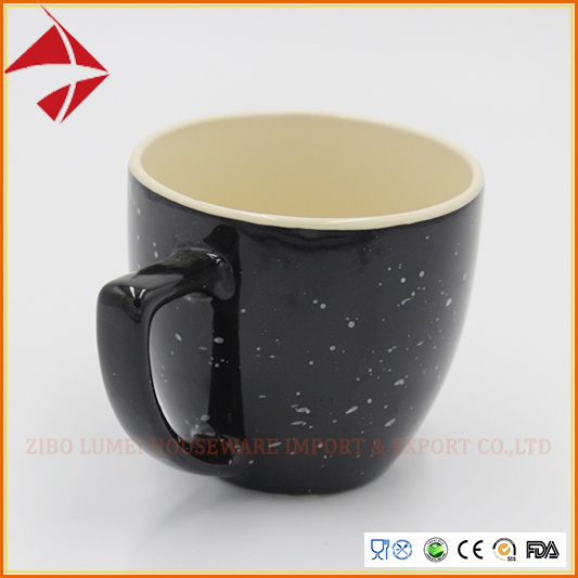 8oz Temperature Full Color Change Drinking Cup Hot Water Color Change Ceramic Mug pictures & photos