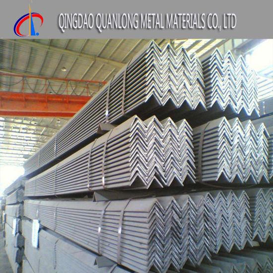 Hot DIP Galvanised Euqal&Unequal Steel Angle Price pictures & photos