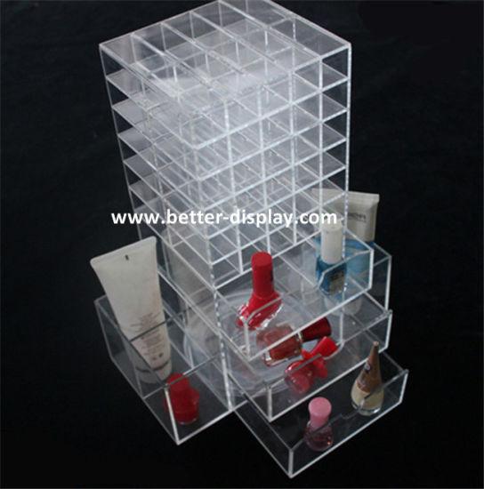 Wholesale Acrylic Nail Polish Display Cabinets/Cases