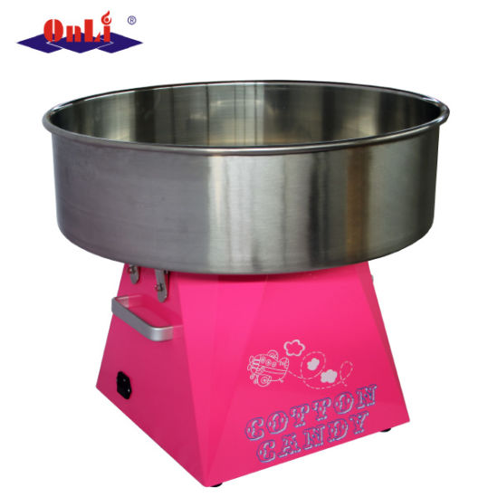Hot Sale New Candy Floss Machine with Cover pictures & photos